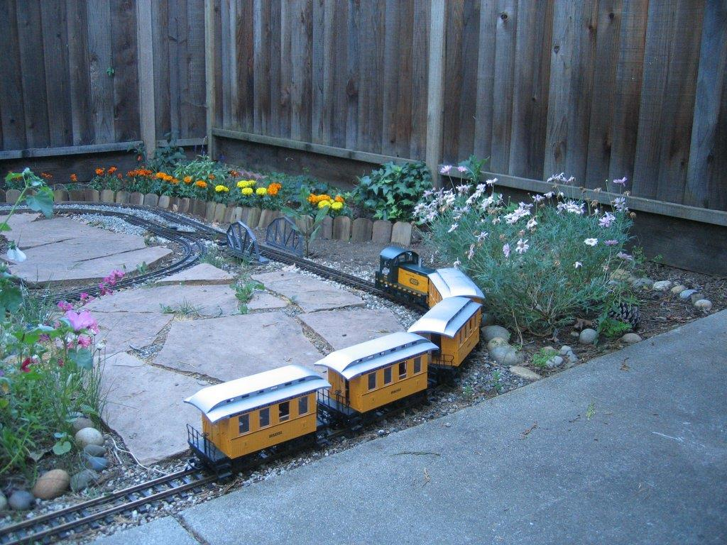 large scale and garden railways little garden and